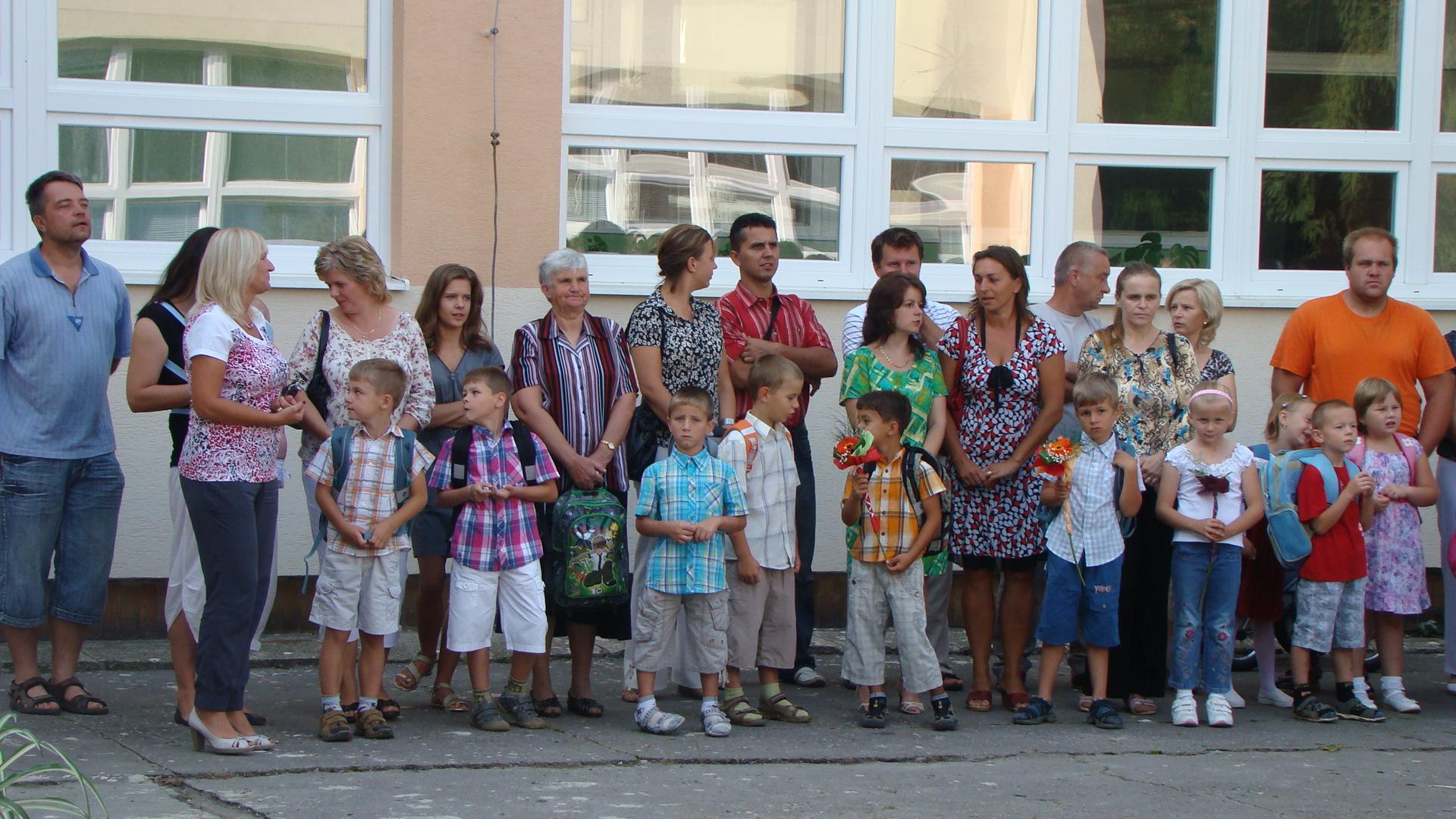 72f0de3e3 Niekoľko momentiek z otvorenia školského roka 2010/2011